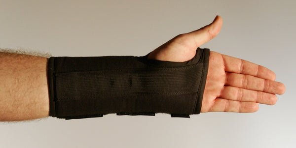 "CARPAL TUNNEL WRIST SPLINT  8""   33-1796  &  33-1797"