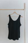 Ladies Scoop Neck Tank