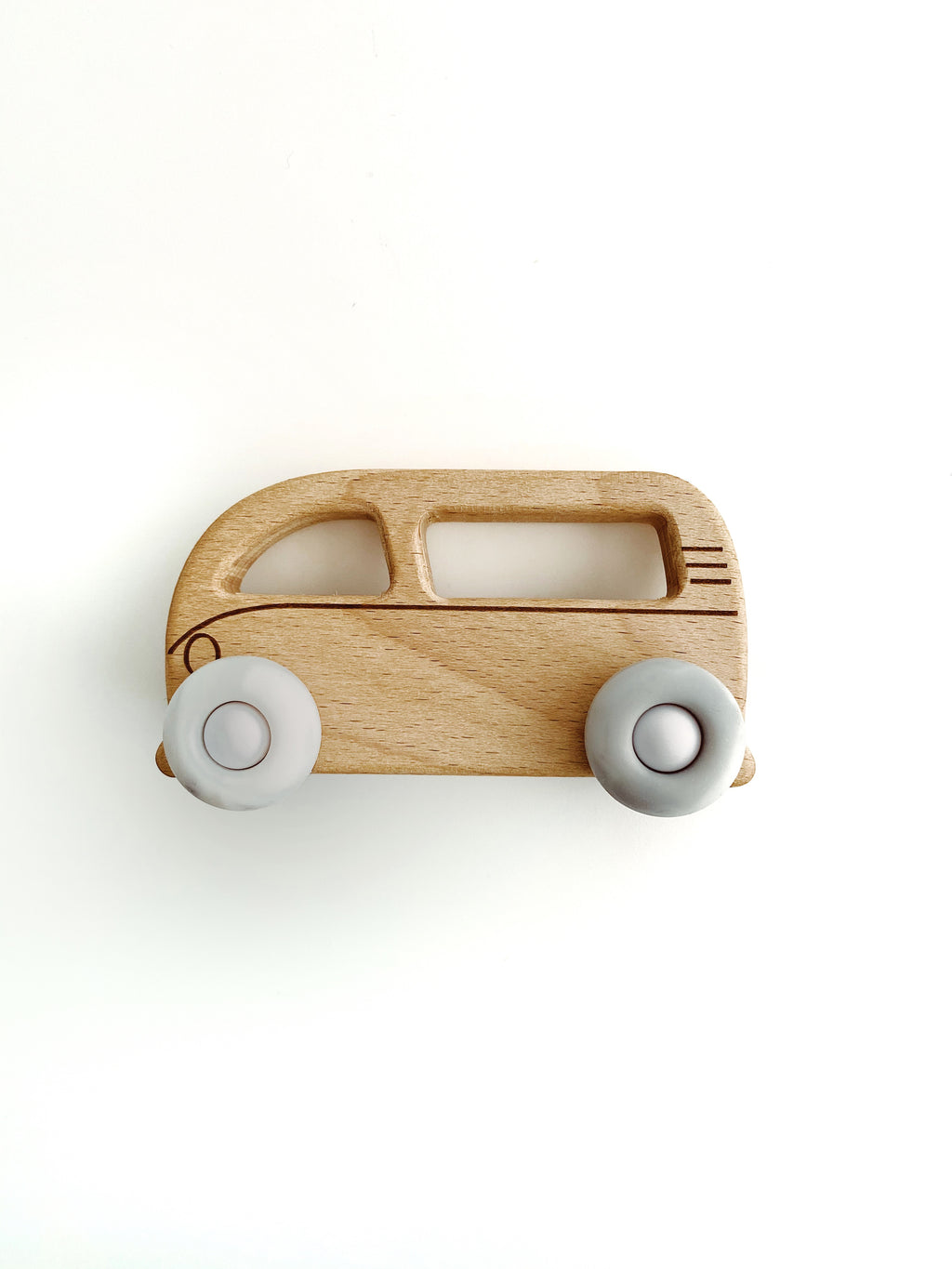 Wooden Toy Van:  Westfalia Collection