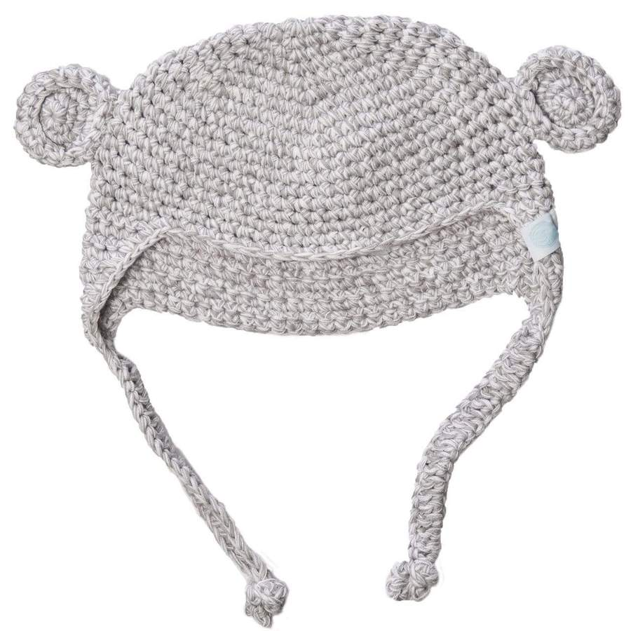 Crochet Bear Toque