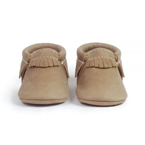 Freshly Picked Moccasins Weathered Brown