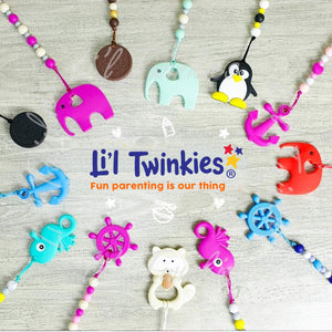"Rich results on Google's SERP when searching for ""Li'l Twinkies Clip-on Teether"" • momsocietymnl"
