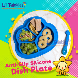 "Rich results on Google's SERP when searching for ""Li'l Twinkies Anti-Slip Silicone Dish Plate"" • momsocietymnl"