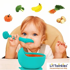 "Rich results on Google's SERP when searching for ""Li'l Twinkies Silicone Weaning Bowl"" • momsocietymnl"