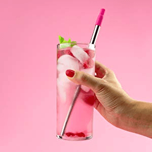 ZOKU RETRACTABLE POCKET STRAW - momsocietymnl