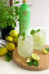 VnC Mojito served with fresh limes and mint.