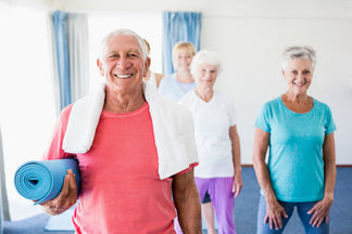 Preoperative Exercise Training in Elderly Subjects