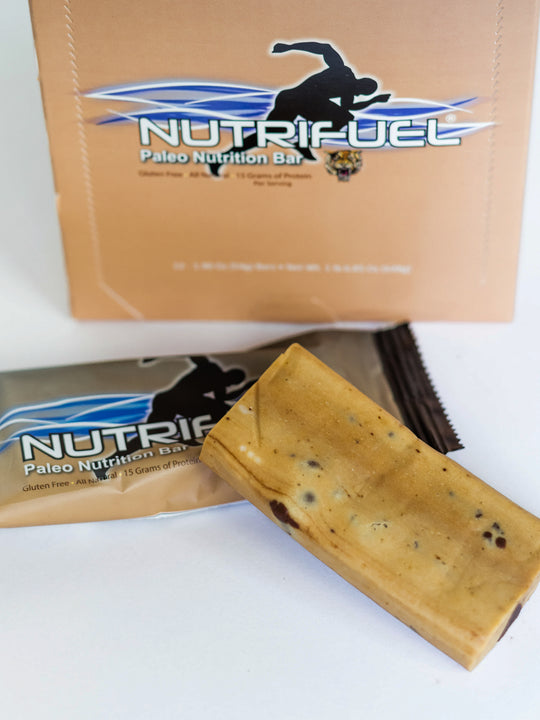Nutrifuel Nutrition Bars - Paleo Box