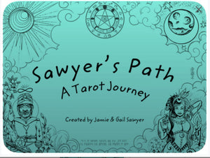 Sawyer's Path Digital Interactive Journal and Guidebook