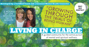 Living in Charge Dual Coaching Program & Community - 1 month