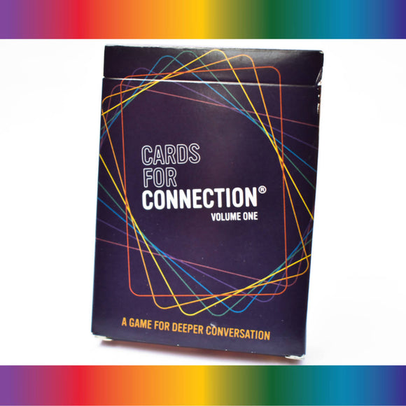 Cards for Connection® | A game for deeper conversations & stronger relationships