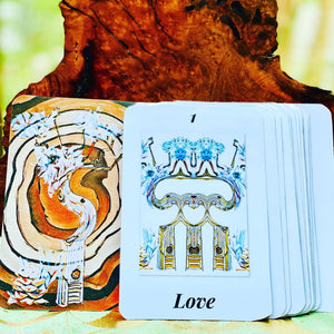 Oracle Deck Artwork and Writing Services