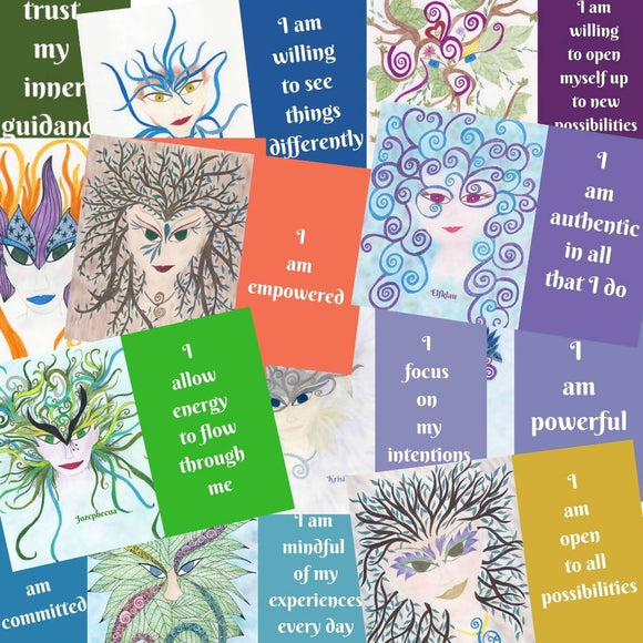 Enchanted Affirmations Deck