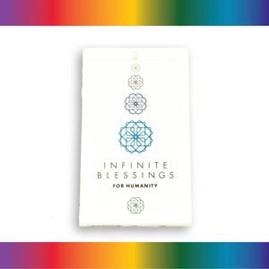 Infinite Blessings for Humanity | A deck for daily affirmation
