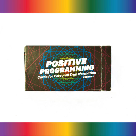 Positive Programming | A deck for personal transformation