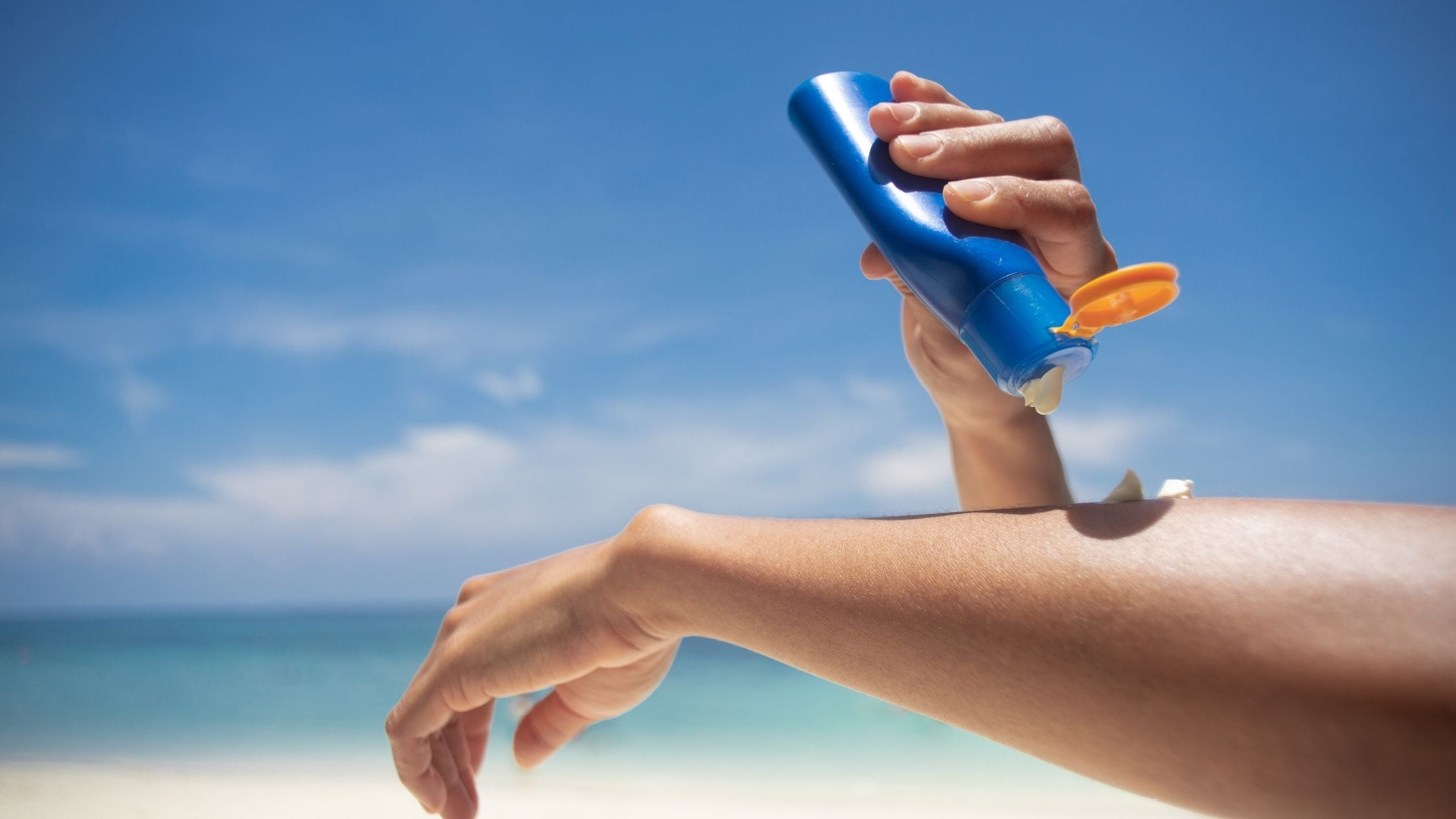What is Oxybenzone in sunscreen
