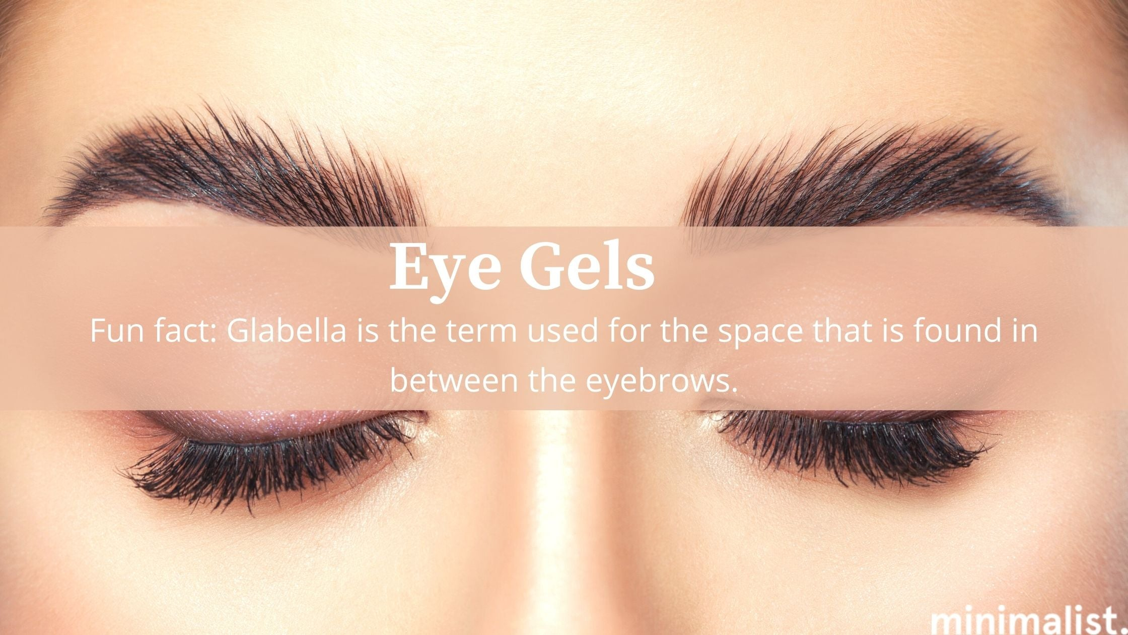 What are eye gels?