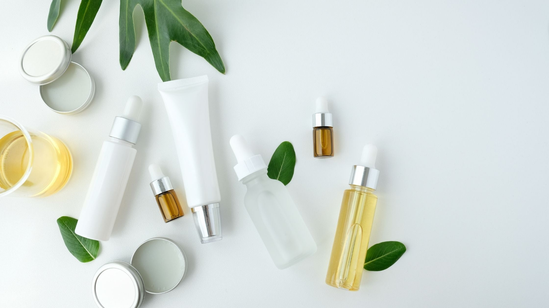 Dyes in Skincare Products