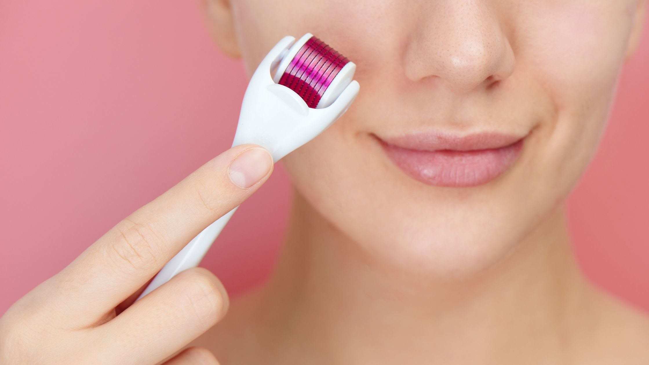 What is Derma roller?