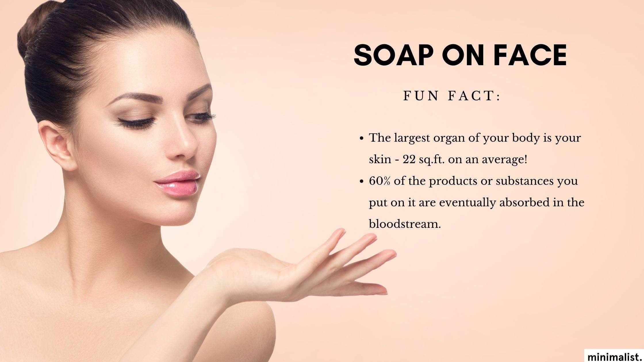 Soap On Face