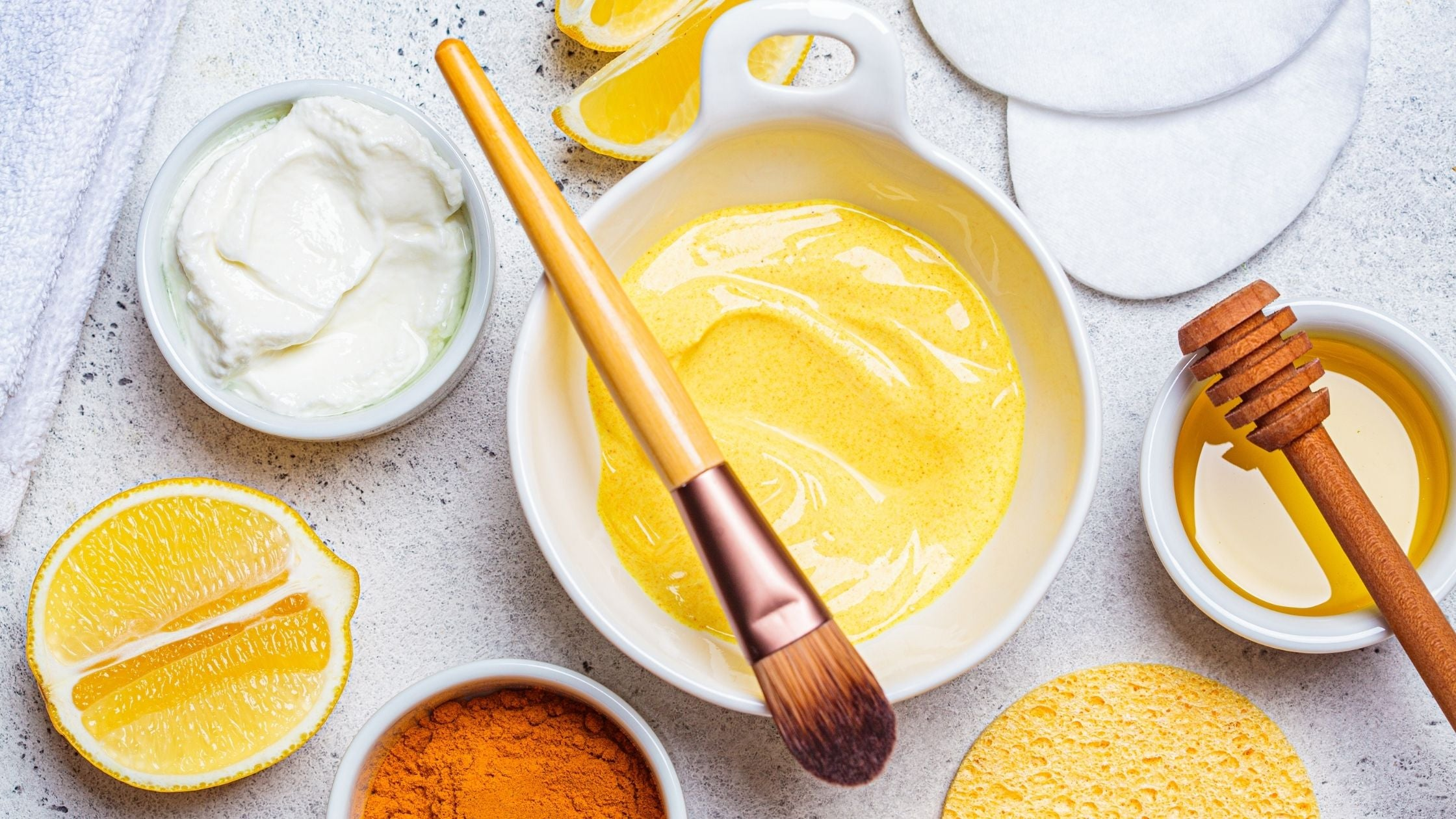 turmeric for your skincare routine