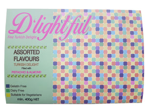 DLIGHTFUL ASSORTMENT BOX - THE NUTTY ONE
