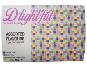DLIGHTFUL ASSORTMENT BOX - THE FRUITY ONE