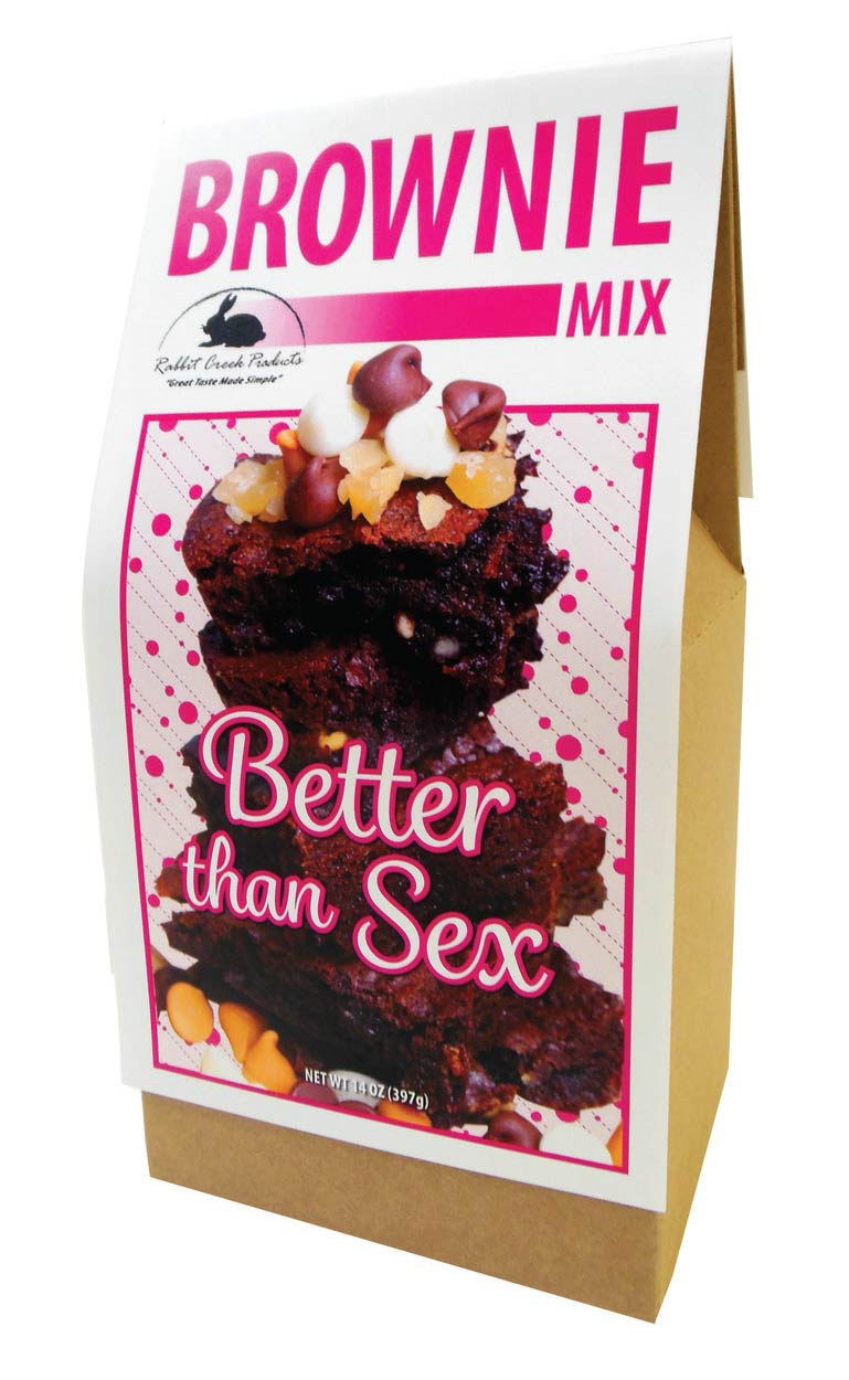 Better Than Sex Brownie Mix