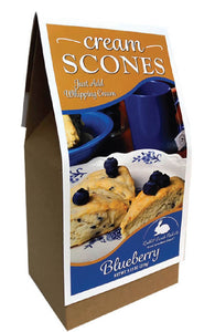 Blueberry Cream Scone Mix