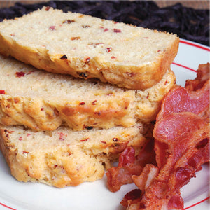 Crispy Parmesan & Bacon Beer Bread Mix