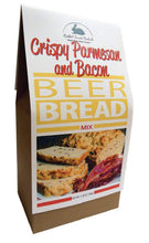Load image into Gallery viewer, Crispy Parmesan & Bacon Beer Bread Mix