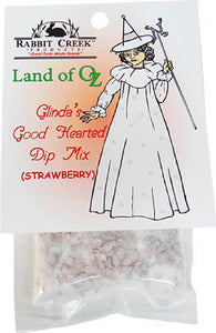 Glinda's Good Heart Fruit Dip (Strawberry)
