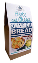 Load image into Gallery viewer, Herbs & Cheese Olive Oil Bread Mix