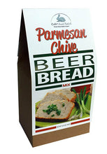 Load image into Gallery viewer, Parmesan Chive Beer Bread Mix