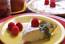 Load image into Gallery viewer, Wild Raspberry No Bake Cheesecake