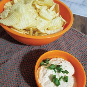 Buffalo Wing Vegetable Dip Mix
