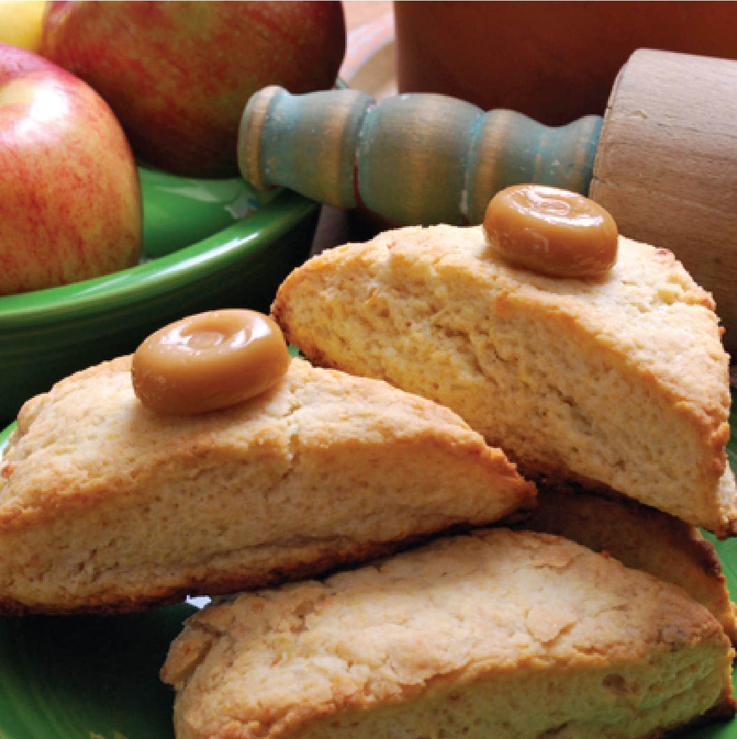 Caramel Apple Cream Scone Mix