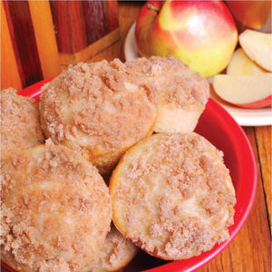 Caramel Apple Muffin Mix