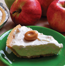 Load image into Gallery viewer, Caramel Apple No Bake Cheesecake