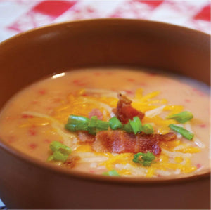 Cheesy Potato Bacon Soup Mix