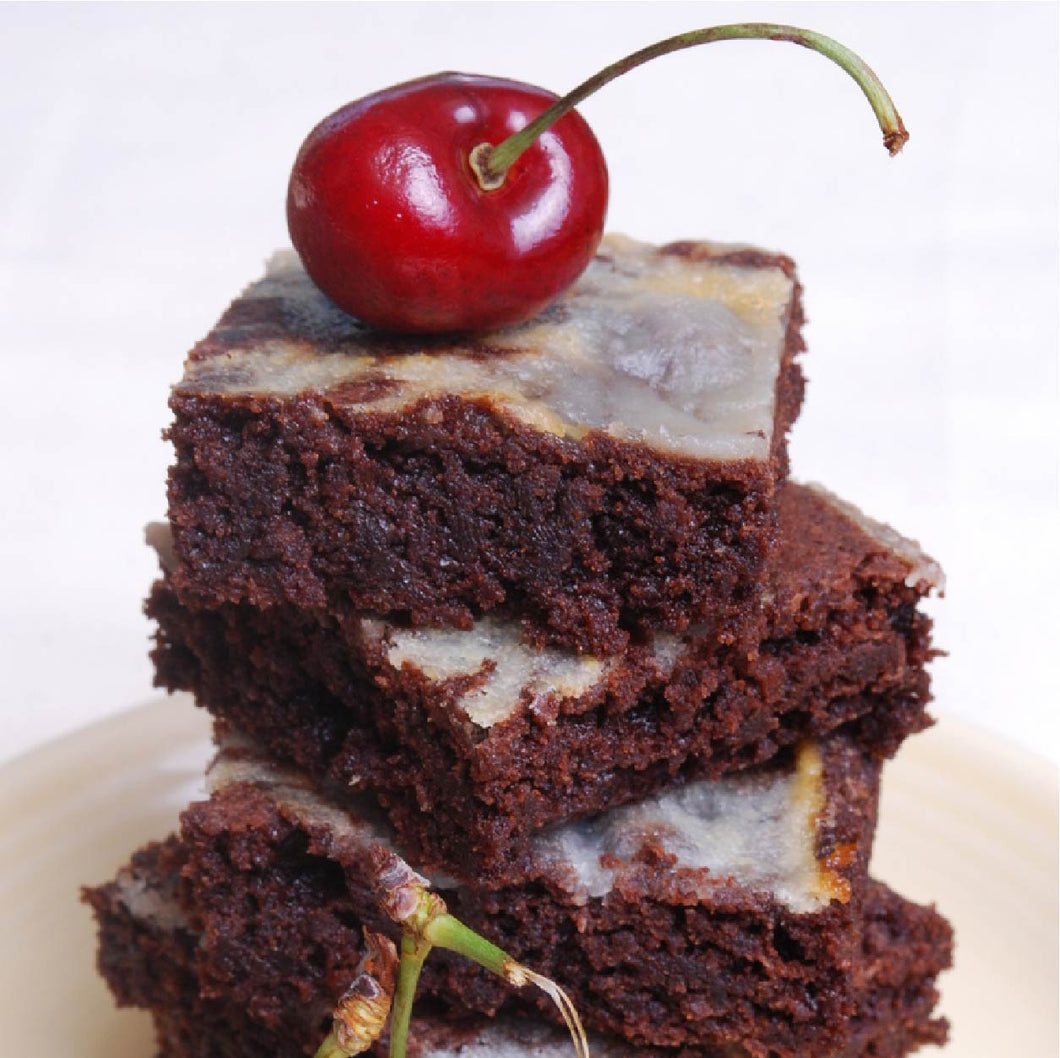 Cherry Cheesecake Brownie Mix