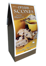 Load image into Gallery viewer, Chocolate Chip Caramel Cream Scone Mix