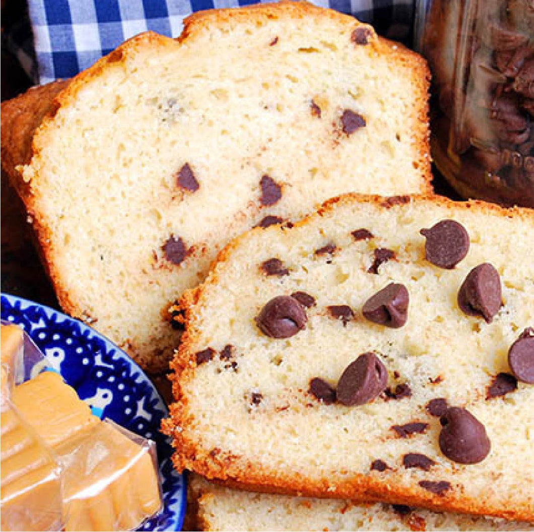 Chocolate Chip Caramel Quick Bread Mix