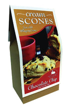 Load image into Gallery viewer, Chocolate Chip Cream Scone Mix