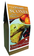 Load image into Gallery viewer, Cranberry Orange Cream Scone Mix