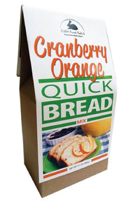 Cranberry Orange Quick Bread Mix