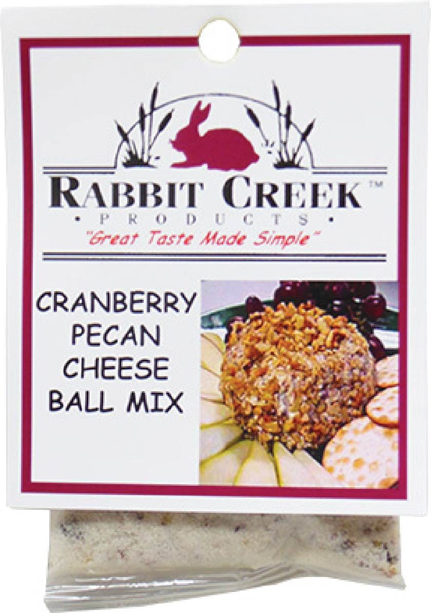 Cranberry Pecan Cheese Ball Mix