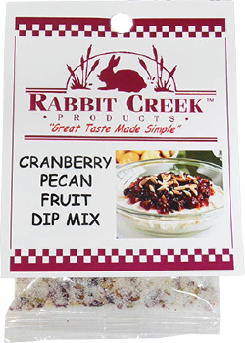 Cranberry Pecan Fruit Dip Mix