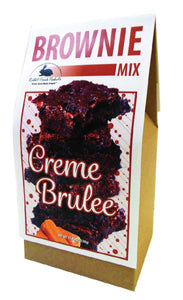 Creme Brulee Brownie Mix