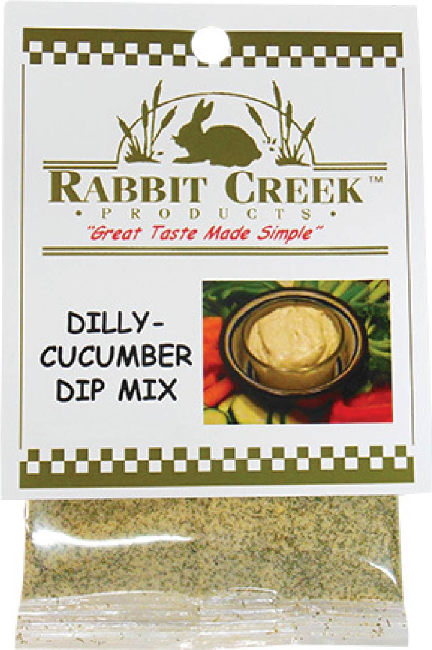 Dilly Cucumber Vegetable Dip Mix